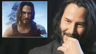 Reacting to Keanu Reeves Memes