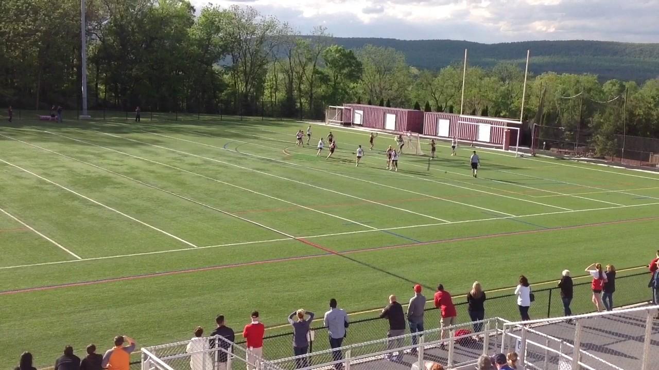 Mechanicsburg at Cumberland Valley Girls Lacrosse Highlights