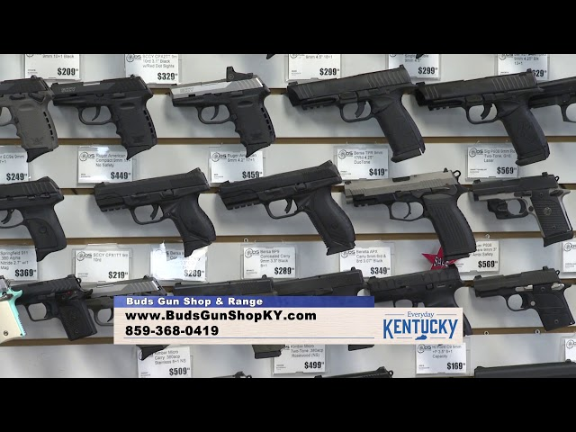 Everyday Kentucky - Firearm Selection & Service