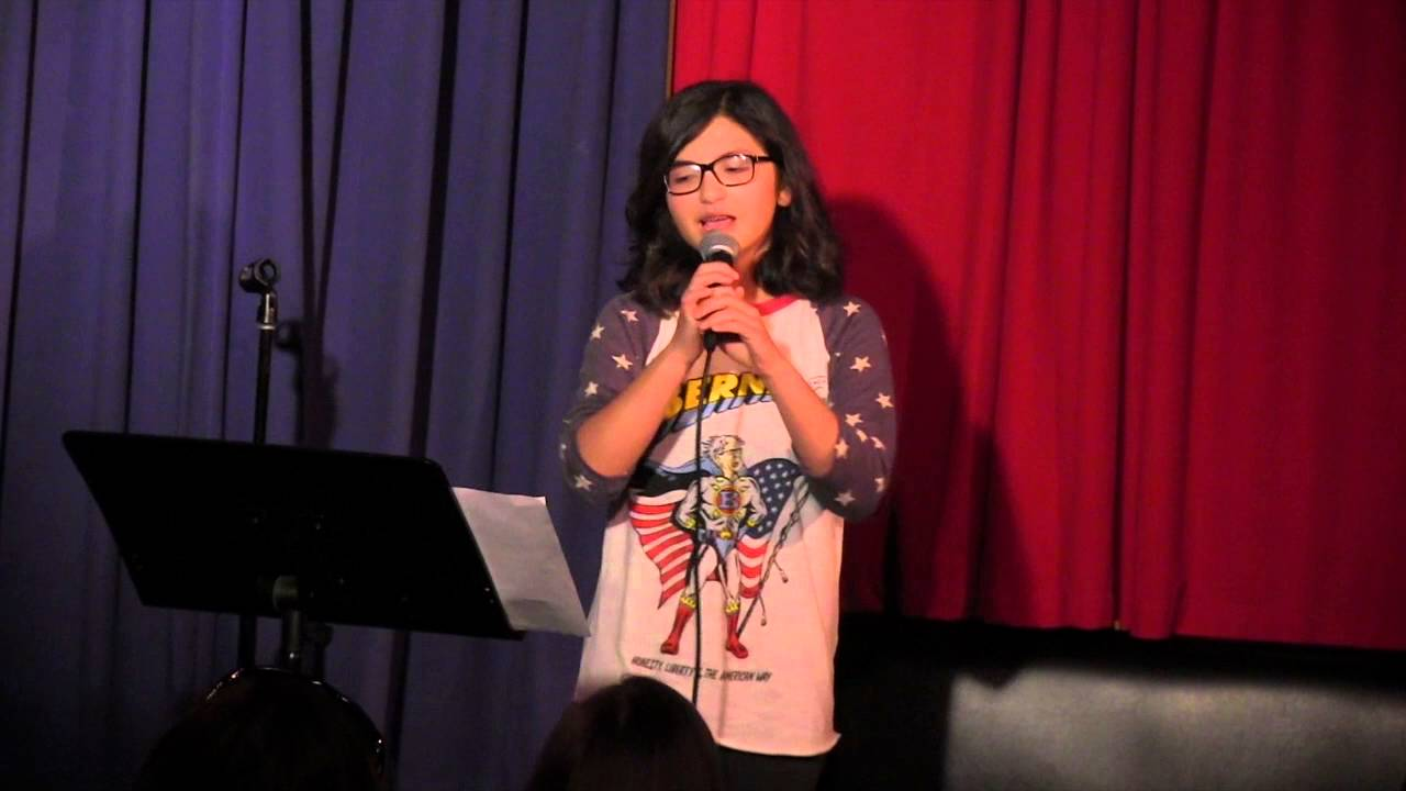 America Ramos at Gotham Comedy Club, April 30th 2016