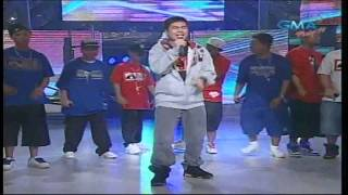 Repeat youtube video Michael V & Gloc 9 With Pinoy Henyo Rappers and Beatboxers