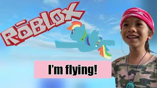 Roblox - My Little Pony 3D Roleplay! Did I find Equestria?