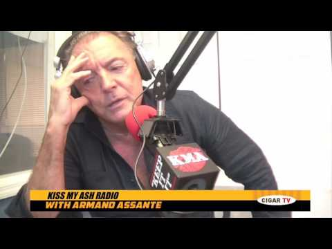 Armand Assante on Kiss My Ash Radio - Part 1