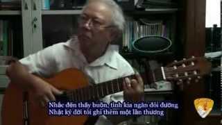 NHẬT KÝ ĐỜI TÔI (Thanh Sơn)