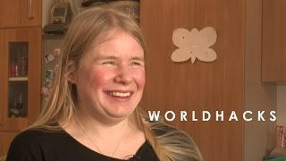 An app to help blind people to 'see' - BBC News thumbnail