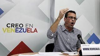 فينزويلا: تدابير نيكولاس مادورو تثير مجددا إستياء المعارضة    27-4-2016