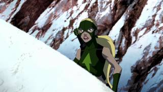 Young Justice-Usual Suspects Clip 2