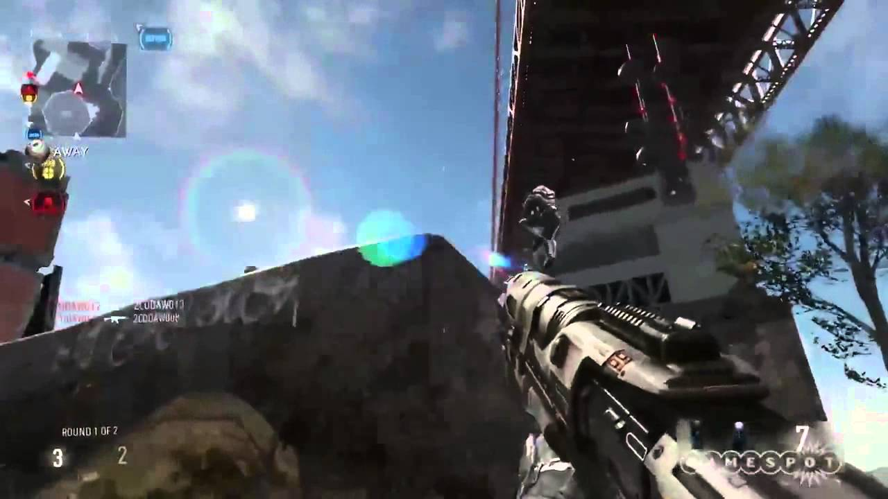 Call of Duty: Advanced Warfare - Uplink Gamemode on Defender Map Multiplayer Gameplay
