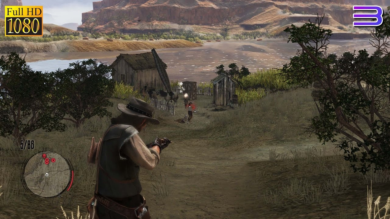 Red Dead Redemption Halfway Playable On PC With Emulator - RDR2 org