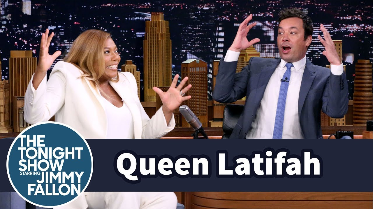 Queen Latifah Fakes Pretty queen latifah almost drifted out to sea with her new boat - youtube