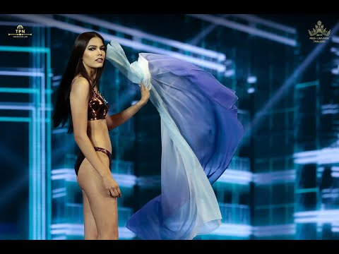 HD: Miss Universe Thailand 2019 - Swimming Suit Competition