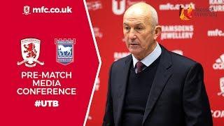 Ipswich Media Conference