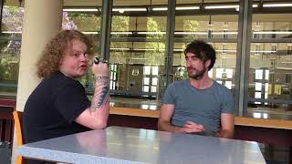 Danny O'Reilly (The Coronas) Interview 24/11/2017