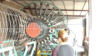 CONCRETE PIPE AUTOMATIC CAGE WELDING MACHINE -HGZ SERIES