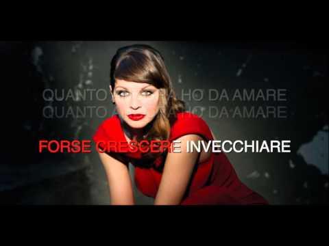 Alessandra Amoroso - Immobile - Karaoke con testo