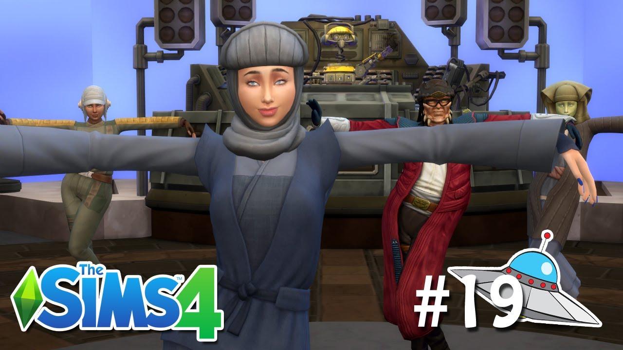 A FESTA DA VITÓRIA #19 - Jornada para Batuu - The Sims 4