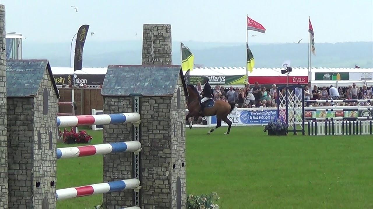 High Hopes Condor 150 Grand Prix Royal Cornwall, 3rd