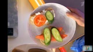 Жить здорово 25 09 2015 Хлебная диета для похудения