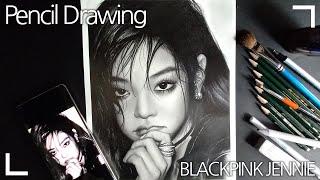 Drawing BLACKPINK: Jennie | Pe…