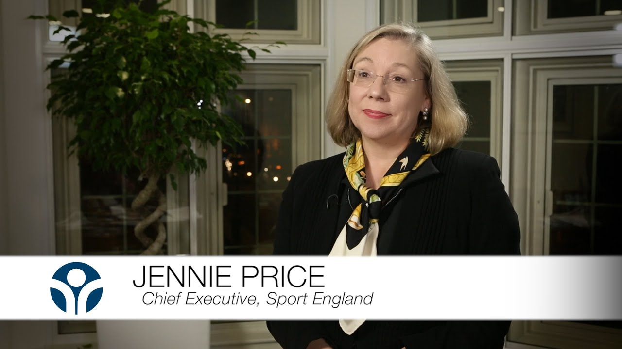 Use Our School - Jennie Price - CEO Sport England