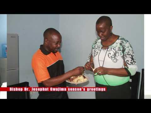 Bishop Dr Josephat Gwajima & Family on his Birthday. thumbnail