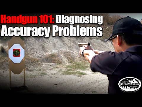 Diagnosing Accuracy Problems | Handgun 101 with Top Shot Chris Cheng