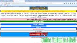 website mai automatic folder kaise create kare song upload kese karte hai hindi tutorial part 5