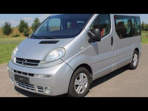 opel vivaro life 6 einzelsitze ahk klima westfalia youtube. Black Bedroom Furniture Sets. Home Design Ideas