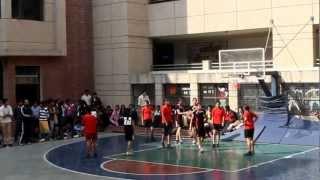 3rd Manav Rachna Inter School U 14 Mini Basket Ball Tournament held at MRIS, Charmwood on 22 11 2012