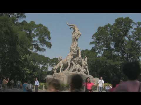 Five Ram Statue - Guangzhou