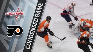 Washington Capitals vs Philadelphia Flyers – Mar. 18, 2018 | Game Highlights | NHL 2017/18.Обзор