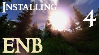 Installing Skyrim ENB Mods 4 - RealVision ENB (performance)