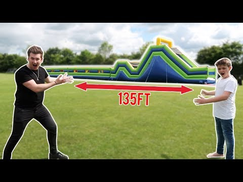 THE ULTIMATE BLOW UP ASSAULT COURSE