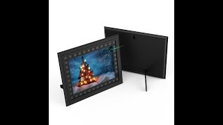 Conbrov T10 HD 720P Photo Frame Hidden Spy Camera Night Vision Review
