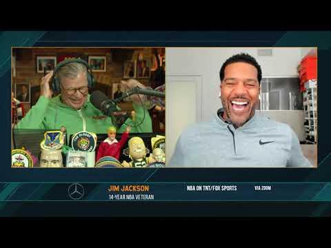 Jim Jackson on the Dan Patrick Show Full Interview | 10/26/21