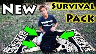 New & Improved Bug Out Bag + Survival Kit
