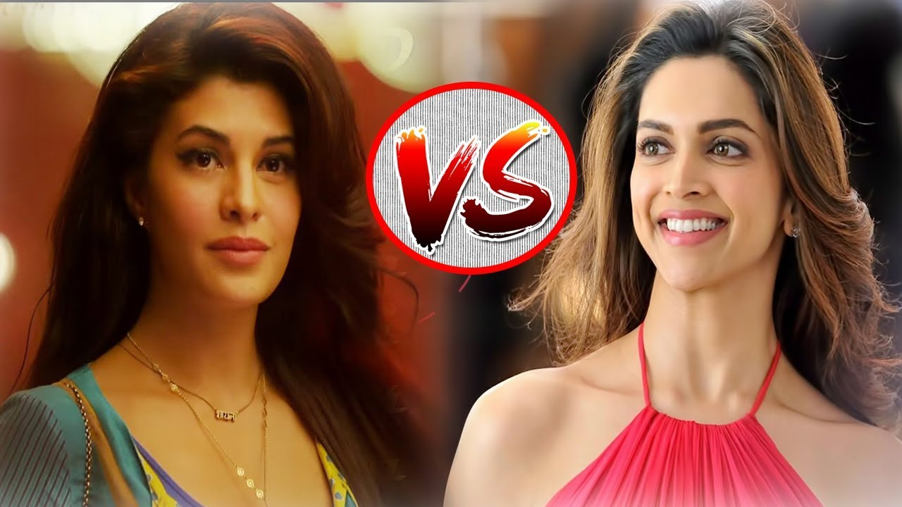 Deepika Padukone VS Jacqueline Fernandez Comparison || Net ...