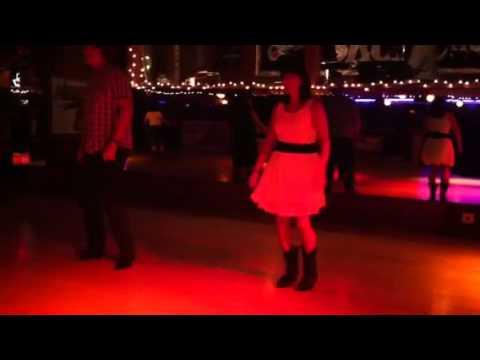 Hicktown - linedance