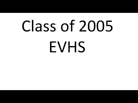 Eagle Valley High School 2005 senior video (Clarissa/Eagle Bend, MN)
