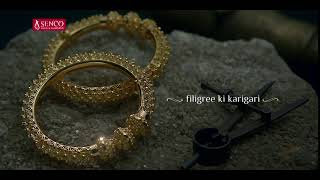 Senco Gold & Diamonds Hindi TVC  (TVC 2) 10 Secs