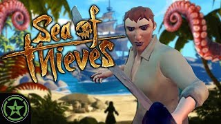 Let's Play - Sea of Thieves - The Lying, The Wench, and The Cannon Load