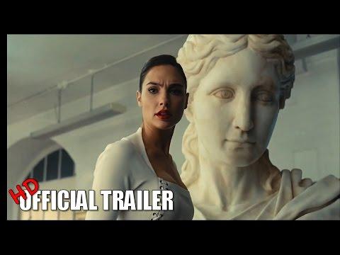 JUSTICE LEAGUE Movie Clip Trailer 2017 HD - WONDER WOMAN Teaser Trailer