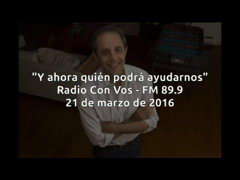 Ernesto Tenembaum sobre las denuncias de censura a Roberto Navarro en C5N