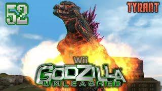"""Part 52 """"Story: Godzilla 2000 (Tyrant)"""" - Godzilla: Unleashed [Wii]"""