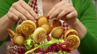 Blätterteig-Spieße für jede Paryt ein Muss | Sweet & Easy - Enie backt
