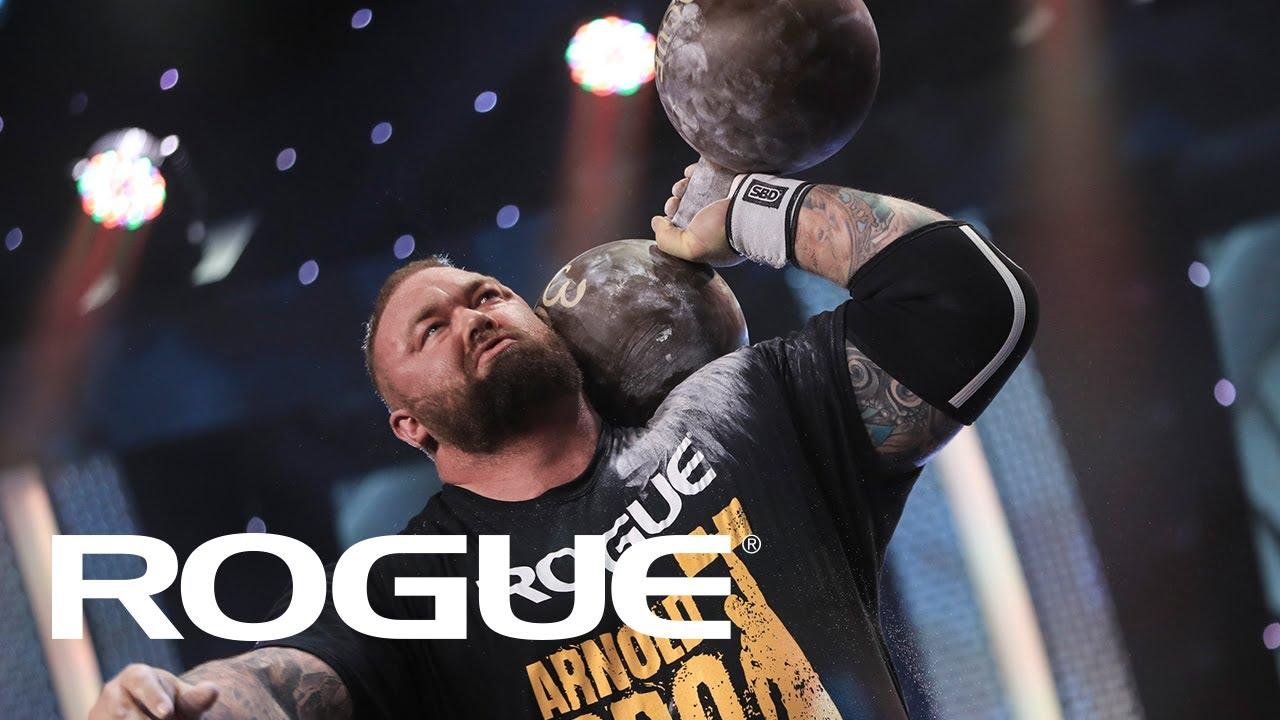 2020 Arnold Strongman Classic - Cyr Dumbbell | Recap