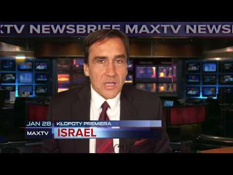 Sara Netanyahu wrzeszczy na pracownika - Max Kolonko NEWSBRIEF