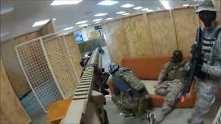 """Combat City Indoor Airsoft: """"No Retreat"""" (Feat. Reapers and Prodigy)"""