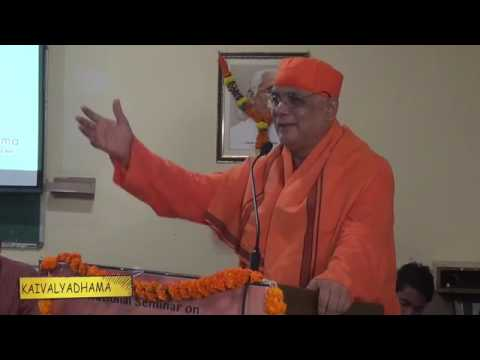 Valedictory Address - Swami Atmapriyananda (Vice Chancellor, RKM Vivekananda University)