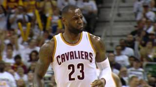 Cavaliers Tie NBA Playoff Record with 20 Three-Pointers